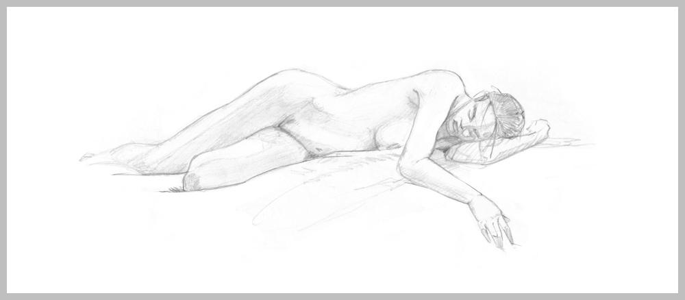 Sketch night 14