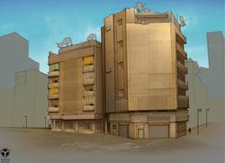 EDF environment