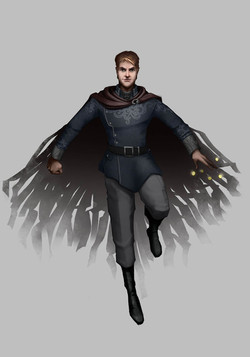 Mistborn main character concept