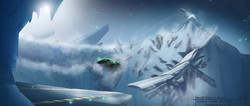 B10 Ice World concept
