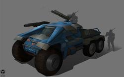 EDF vehicle concept