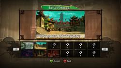 KungFu Panda - Level select