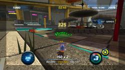 Turbo Stunt Racer - Main UI 01