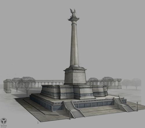 EDF Monument concept