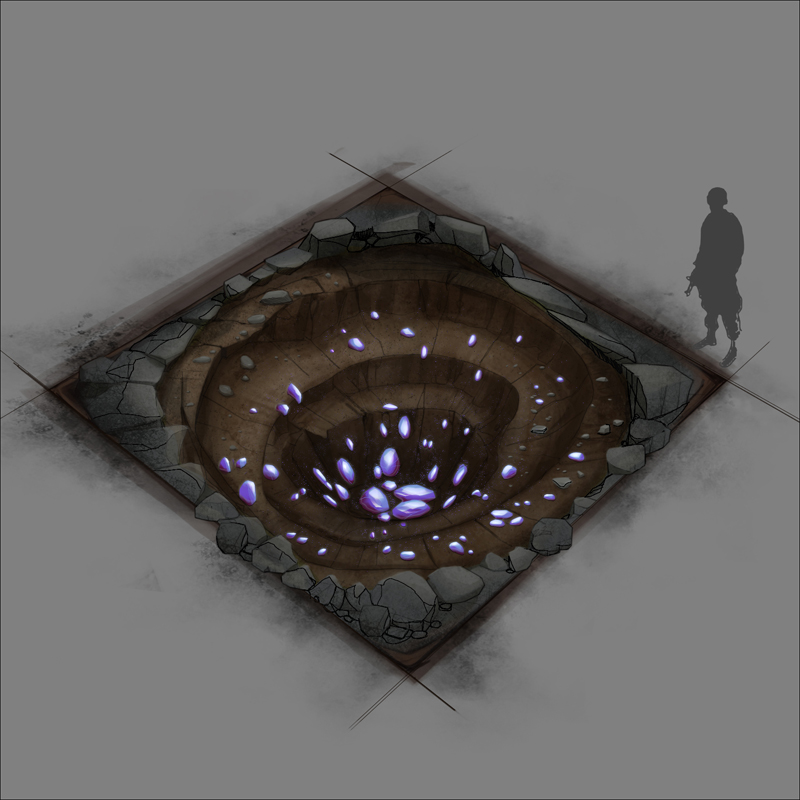 Resource tile level 01