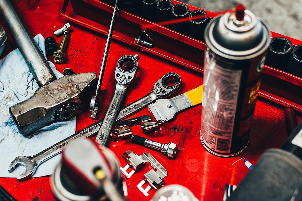 Automotive, Brake Repair
