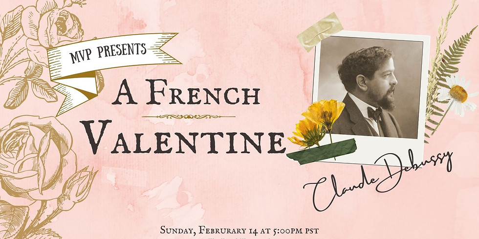 A French Valentine: Claude Debussy