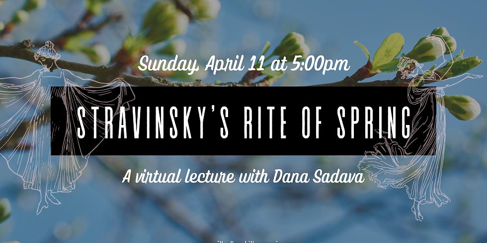 Stravinsky & The Rite of Spring