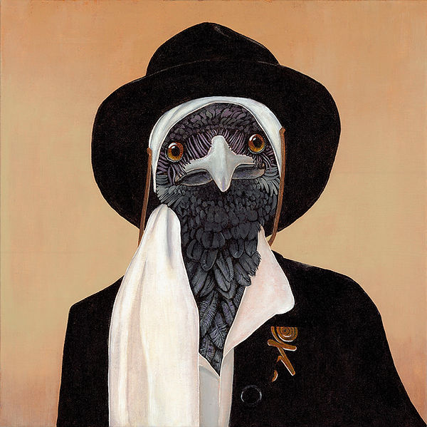 georgia okeefe crow
