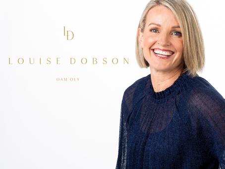 BOSS WOMAN 104 | LOUISE DOBSON OAM OLY