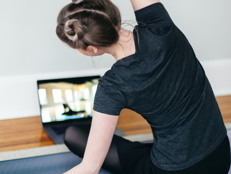 14 ONLINE WORKOUTS TO KEEP YOU MOVING (AND SANE) DURING LOCKDOWN
