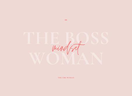 THE BOSS WOMAN MINDSET