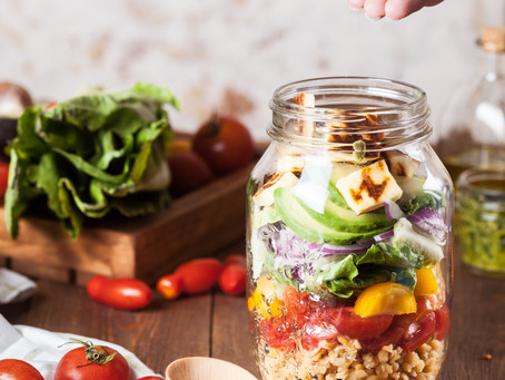 Let's talk Gut Health with Tina McGuire - Accredited Practising Dietician.