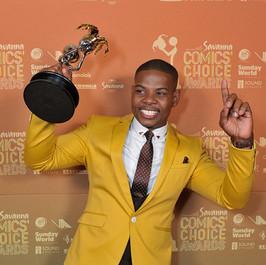 Audience Choice Award   Elton Mduduzi Ntuli