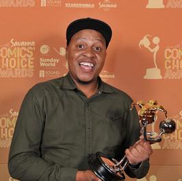 Savanna Newcomer of the Year   Thabiso Mhlongo
