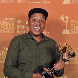 Savanna Newcomer of the Year | Thabiso Mhlongo