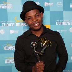 The Savanna Audience Choice Comic   Elton Mduduzi