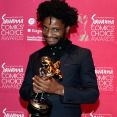 The Savanna Newcomer Of The Year Comic   Ebenhaezer Dibakwane