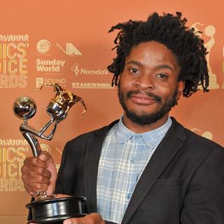 Intermediate Award | Ebenhaezer Dibakwane