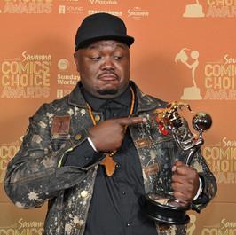 The Flying Solo Award   Skhumba Hlophe
