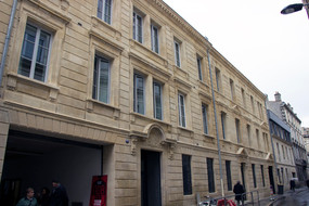 Inauguration de l'internat - 7 avril 2016