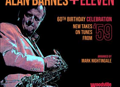 Alan Barnes CD design & illustration