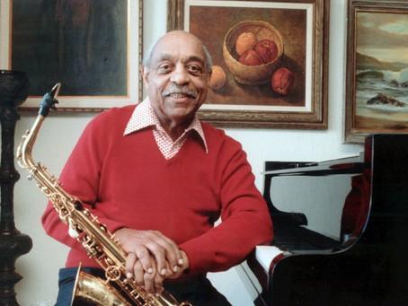Benny Carter - Legendary Saxophonist, composer - Arranger, Bandleader