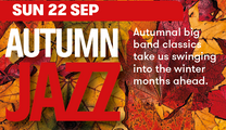 Nottingham Jazz Orchestra Autumn jazz 22