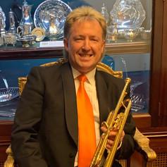 John Barker trumpet Cutler's Hall Sheffi
