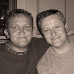 Mike & David_BW.jpg