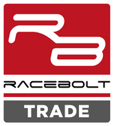 Racebolt UK TRADE branding