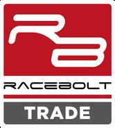 Racebolt UK TRADE branding