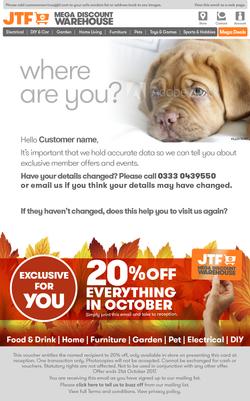 Email Communication Customer Loyalty