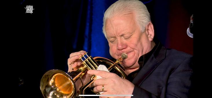 Brian Kellock & Bruce Adams - Winter Wednesdays Glasgow Jazz Festival