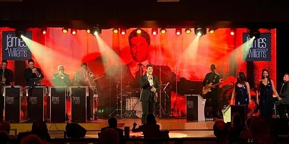 The James Williams Showband LIVE 11 PIECE BAND