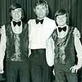 Vince Hill, London Palladium 1974
