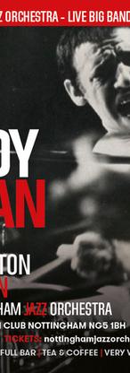 "NJO pay tribute to ""Buddy & Stan"""