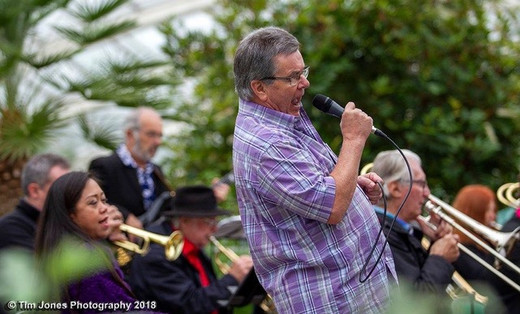 Constellation Big Band in concert