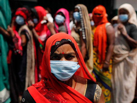 India's Massive Health Crisis Due to Covid-19 and What We Can Do to Help