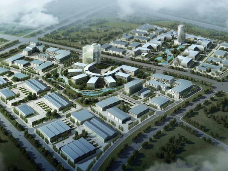 Healthcare Industrial Parks in China Part I – Zhejiang Yuhang Biomedical High-Tech Industrial Area