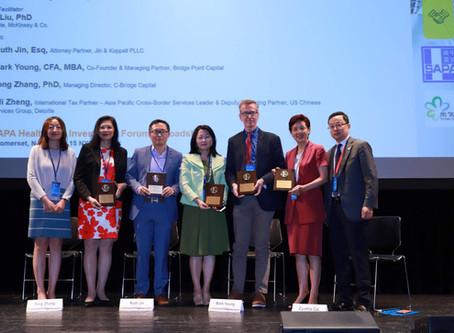 Bridge Point Capital Co-hosted 2019 SAPA Healthcare Investment Forum & Roadshow