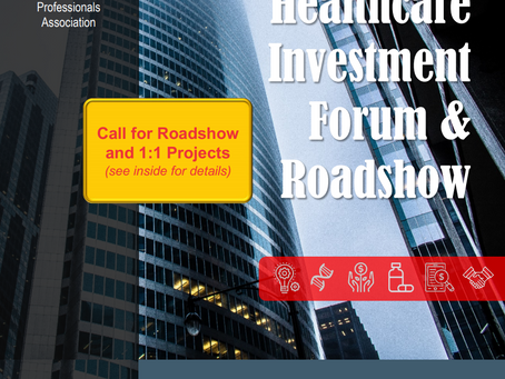 2020 Sino-American Pharmaceutical Professionals Association (SAPA) Investment Summit and Roadshow
