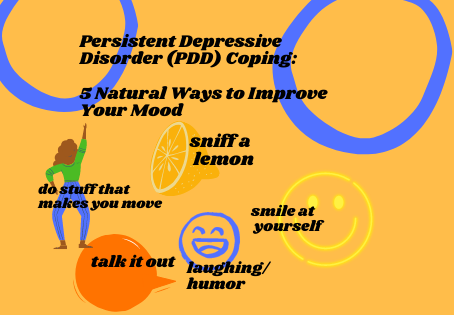 5 Little Things To Do To Improve Your Mood When You're Depressed