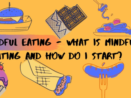 Mindful Eating - What is mindful eating and how do I start?