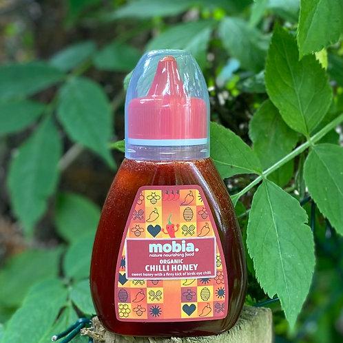 Mobia Organic Chilli Honey 260g
