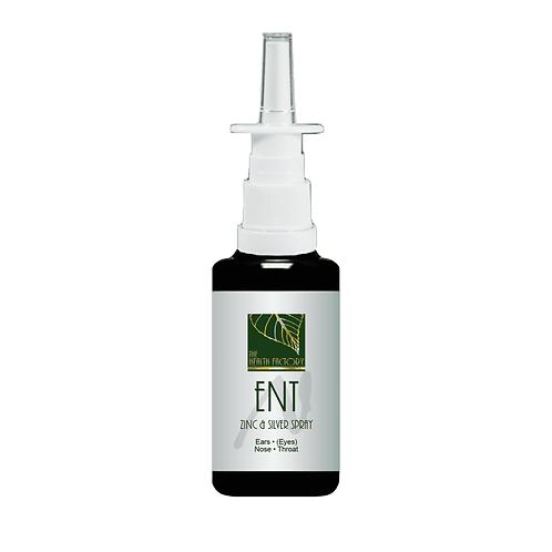 Nano Zinc/Silver Nose Spray 15ml