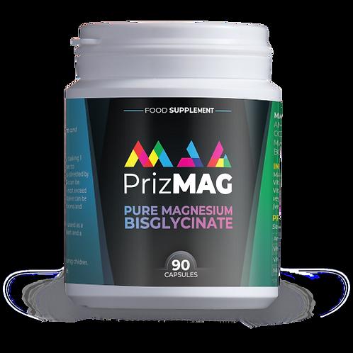 Prizmag Magnesium Bisclycinate 90 capsules