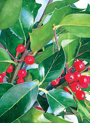 Holly & Berries