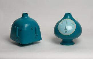 Turquoise Couple