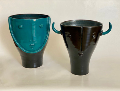 Pasiphaé vases